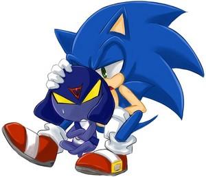 Sonic and Garuru