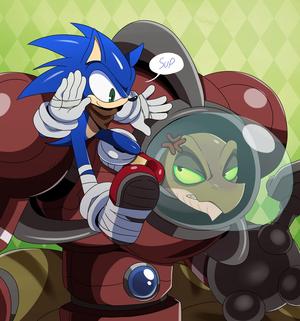 Sonic and Lyric