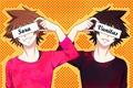 Sora and Vanitas - video-games photo