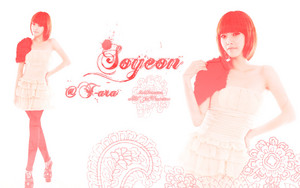 Soyeon wallpaper