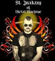 St.Joakim of Metal Machine - sabaton photo