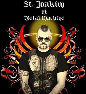St.Joakim of Metal Machine