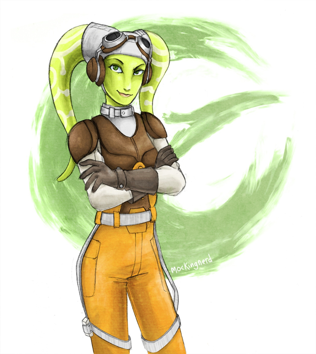 Etoile Star Wars Rebels Hera Cg Etoile Etoile Star Wars Rebels Fan Art 37744798 Fanpop