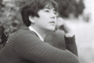Super Junior's Kyuhyun 1st Mini Album veste photos