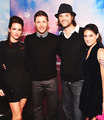 Supernatural 200th Episode Party - jensen-ackles photo