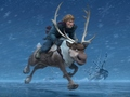 frozen - Sven and Kristoff wallpaper wallpaper