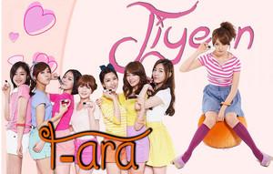 T-ara cute wallpaper