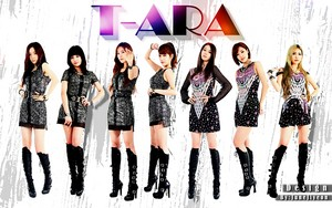 T-ara day by day wallpaper