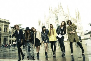 T-ara outdoor country wallpaper