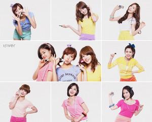 T-ara phone mobile wallpaper