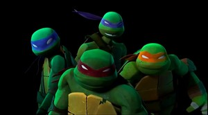 TMNT!! heroes in a half shell...TURTLE POWER! L.D.R.M.