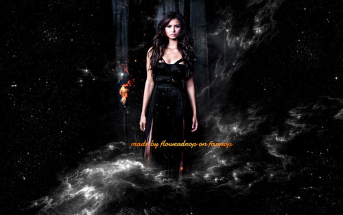 diários do vampiro wallpaper titled TVD wallpaper ღ