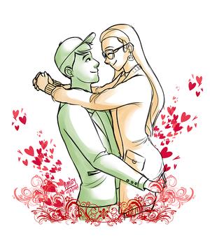 Tadashi and Honey レモン