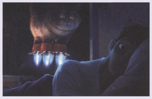 Tadashi and the Rocket Cat of Doom