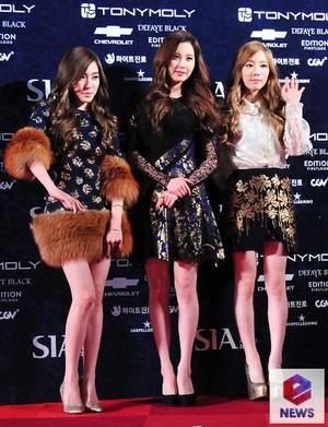 Taetiseo @sia style ícone awards❤ ❥