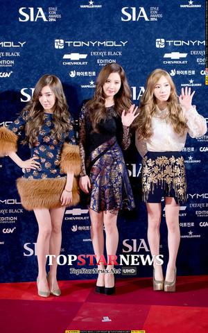 Taetiseo @sia style প্রতীকী awards❤ ❥