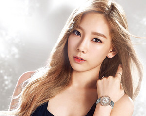 Taeyeon ~Casio Sheen Baby G-Watches❤ ❥