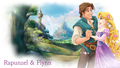 tangled - Tangled Couple wallpaper