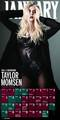 Taylor Momsen in REVOLVER Magazine's 2015 Calendar - the-pretty-reckless photo