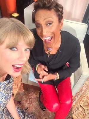Taylor Swift On GMA