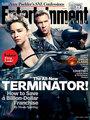 《终结者》 Genisys: Entertainment Weekly Cover