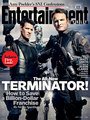 Terminator Genisys: Entertainment Weekly Cover