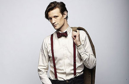Doctor Who kertas dinding called The 11th Doctor