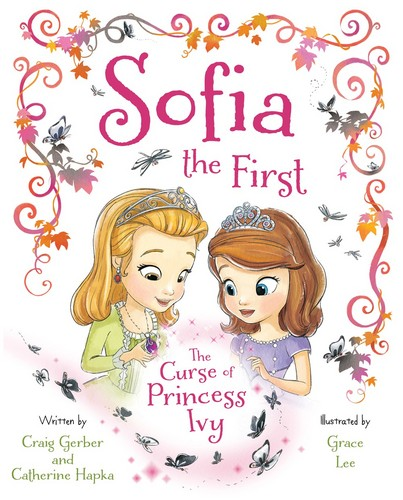 Sofia The First wolpeyper called The Curse of Princess Ivy