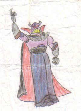 The Evil Emperor Zurg