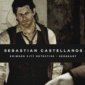 The Evil Within | Sebastian Castellanos