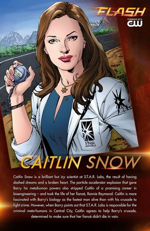 The Flash - Caitlin Snow