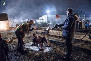 The Flash - Episode 1.04 - Going Rogue - Bangtan Boys Pic