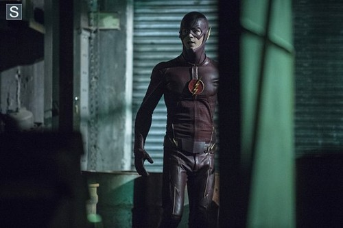 The Flash (CW) Hintergrund possibly with a hip boot and a straße called The Flash - Episode 1.06 - The Flash Is Born - Promo Pics