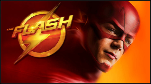 The Flash (CW) वॉलपेपर titled The Flash