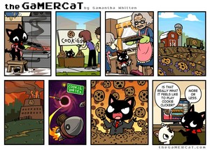 The GaMERCaT Comics