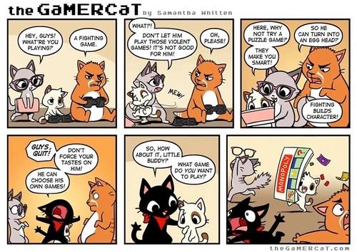 комиксы про это
