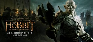The Hobbit: The Battle Of The Five Armies - Azog Banner