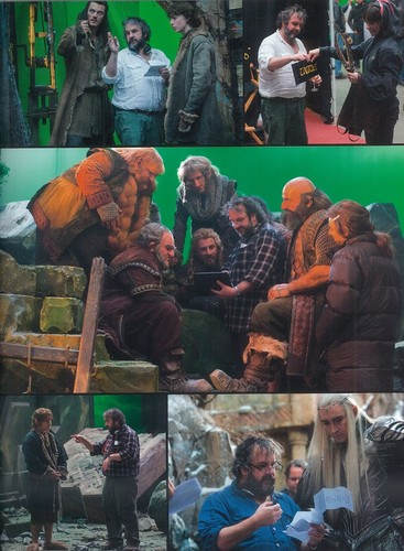 The Hobbit karatasi la kupamba ukuta entitled The Hobbit: The Battle Of The Five Armies - Official Movie Guide