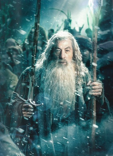 द हॉबिट वॉलपेपर titled The Hobbit: The Battle Of The Five Armies - Official Movie Guide