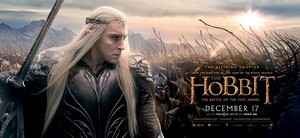 The Hobbit: The Battle Of The Five Armies - Thranduil Banner