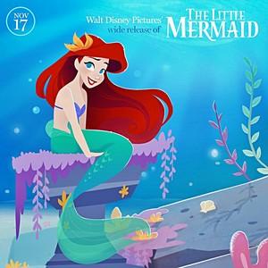 The Little Mermaid - 25th Anniversary