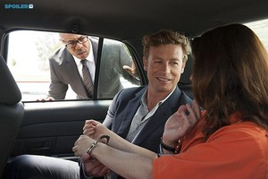 The Mentalist- Episode 7x02- The Greybar Hotel- Promotional фото
