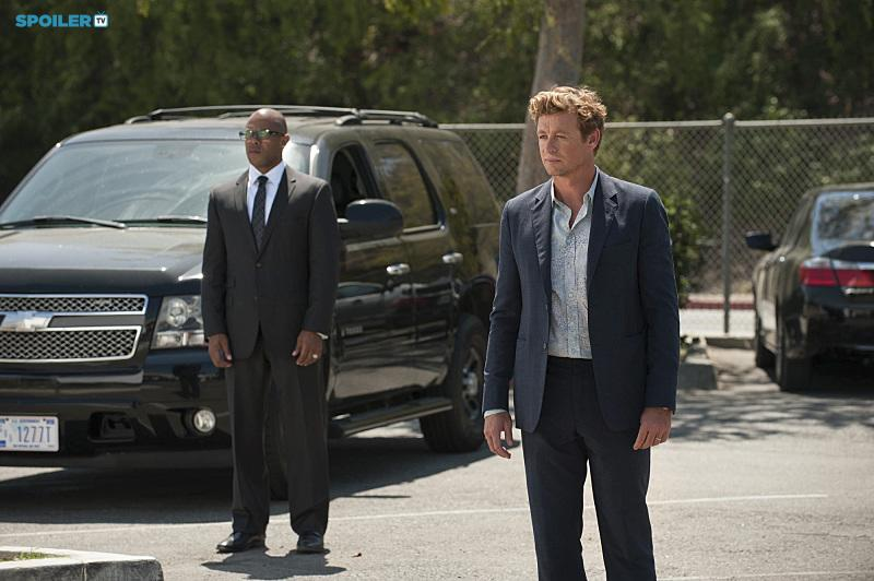 The Mentalist- Episode 7x02- The Greybar Hotel- Promotional Photos