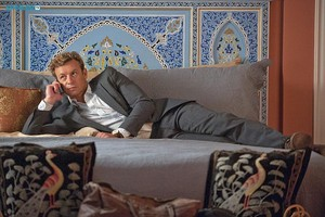 The Mentalist - Episode 7x03- jeruk, orange Blossom Ice Cream- Promotional foto