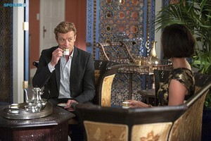 The Mentalist - Episode 7x03- оранжевый Blossom Ice Cream- Promotional фото