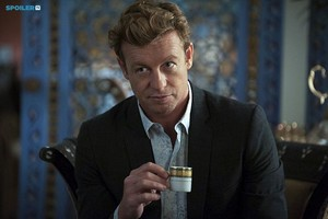 The Mentalist - Episode 7x03- 橙子, 橙色 Blossom Ice Cream- Promotional 照片