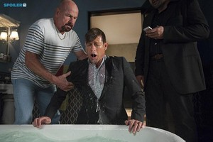 The Mentalist - Episode 7x03- orange Blossom Ice Cream- Promotional Fotos