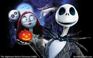 The Nightmare Before 圣诞节