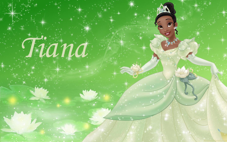 The Princess And The Frog Princess Tiana Wallpaper As The Princess And