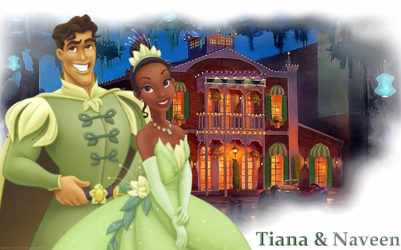The Princess And The Frog Princess Tiana Wallpaper 37740124